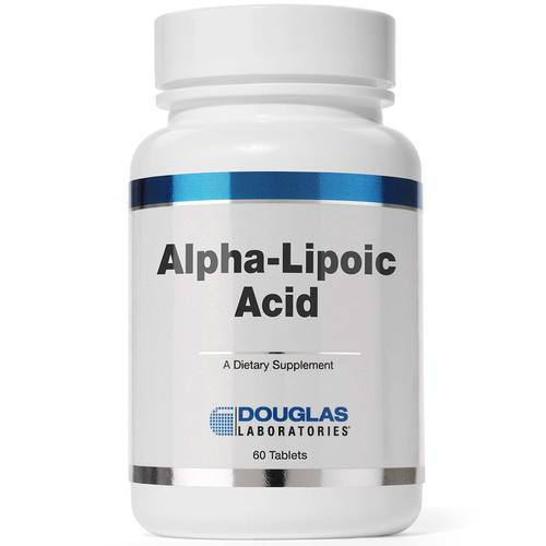 Douglas Labs Alpha-Lipoic Acid  - 100 mg - 60 Tablets - 113265_0.jpg