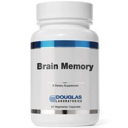 Douglas Labs Brain Memory