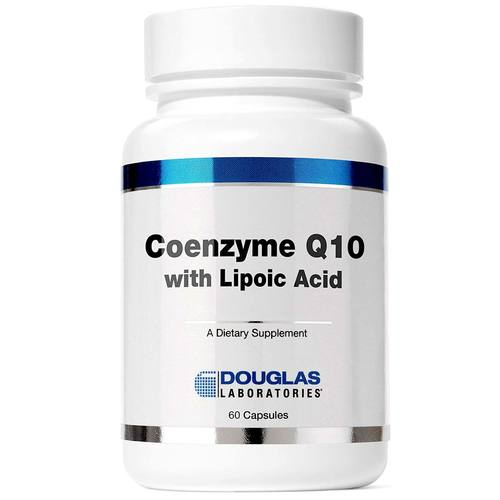 Coenzyme Q10 With Lipoic Acid