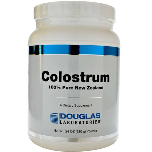 100% Pure New Zealand Colostrum