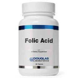 Douglas Labs Folic Acid 400 mcg