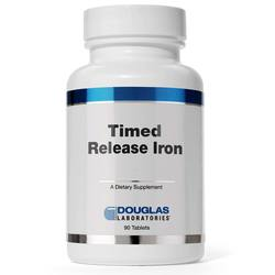 Douglas Labs Timed Release Iron