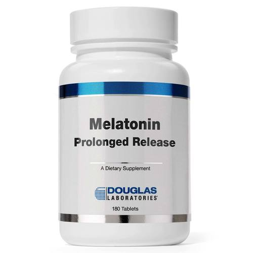 Douglas Labs Melatonin Prolonged Release  - 180 Tablets - 113549.jpg