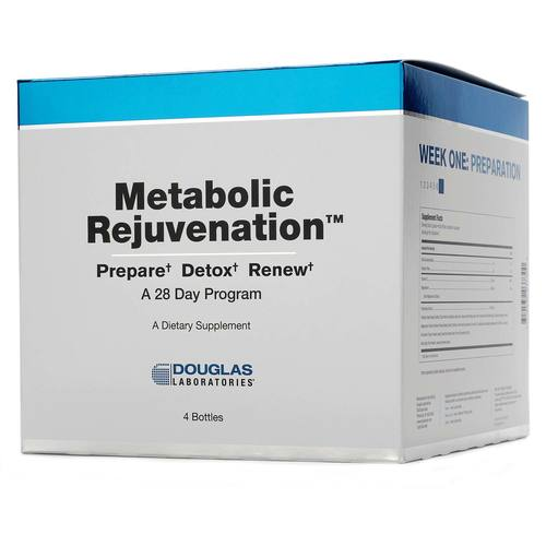 Metabolic Rejuvenation