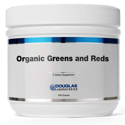 Organic Greens and Reds