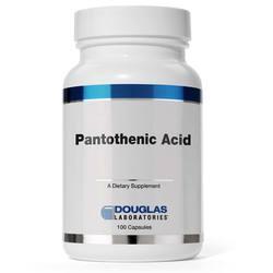 Douglas Labs Pantothenic Acid