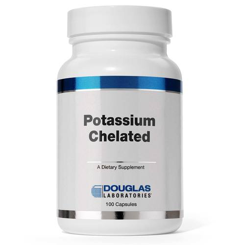 Potassium Chelated 99 mg