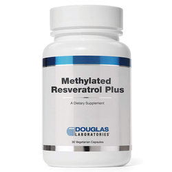 Douglas Labs Methlyated Resveratrol Plus