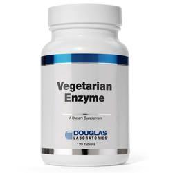 Douglas Labs Vegetarian Enzyme