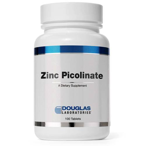 Douglas Labs Zinc Picolinate - 100 Tablets