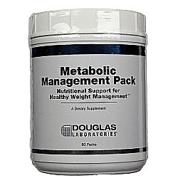 Douglas Labs Metabolic Management Pack