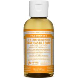 Dr. Bronner's Citrus Oil Pure Castile Soap