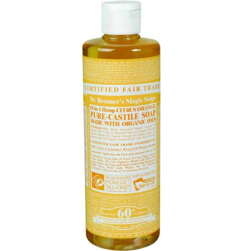 Citrus Oil Pure Castile Soap