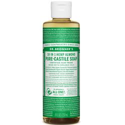 Dr. Bronner's Almond Oil Pure Castile Soap