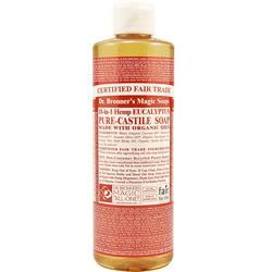 Dr. Bronner's Eucalyptus Pure Castile Soap