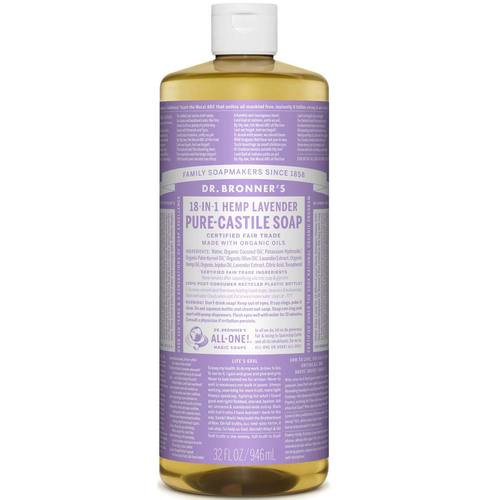Lavender Oil Pure Castile Soap
