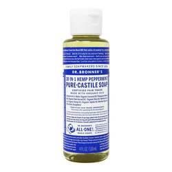 Dr. Bronner's Peppermint Oil Pure Castile Soap