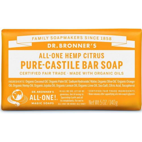 Organic Pure Castile Bar Soap