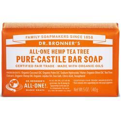 Dr. Bronner's Organic Pure Castile Bar Soap
