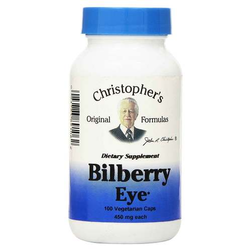 Bilberry Eye Formula