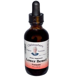 Dr. Christophers Lower Bowel Formula Liquid