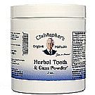 Dr. Christophers Herbal Tooth Powder