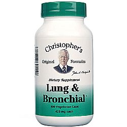 Dr. Christophers Lung and Bronchial Formula