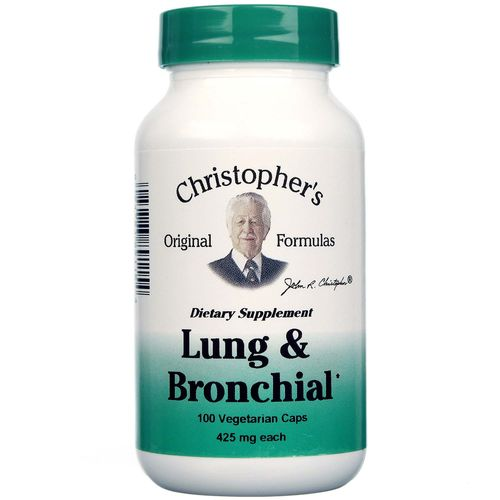 Lung and Bronchial Formula