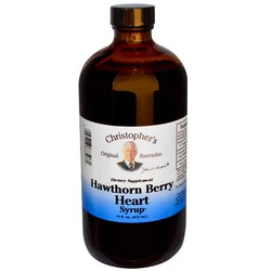 Dr. Christophers Hawthorn Berry Heart Syrup