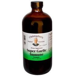 Dr. Christophers Super Garlic Immune Syrup