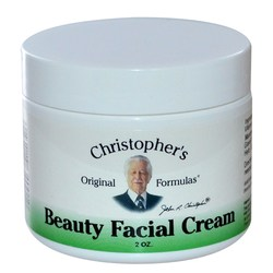Dr. Christophers Beauty Facial Cream