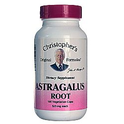 Dr. Christophers Astragalus 525 mg
