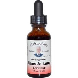 Dr. Christophers Sinus Lung Formula (Herbal Decongest)