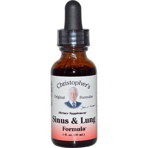 Sinus & Lung Form (Herb Decongest)