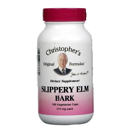 Slippery Elm Bark 375 mg