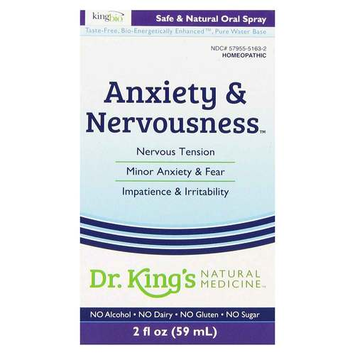 Anxiety and Nervousness