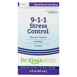 Dr. King's 911 Stress Control(Stress  Anxiety)