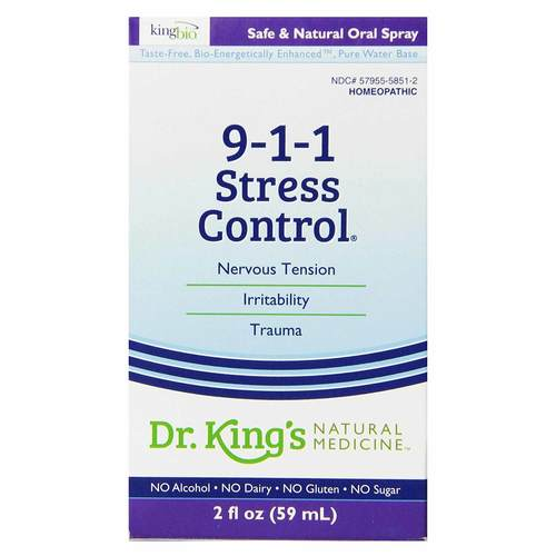 911 Stress Control(Stress  Anxiety)