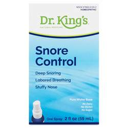 Dr. King's Snore Control