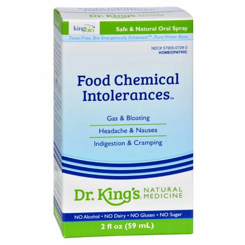 Food Chemical Intolerances