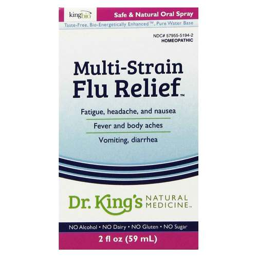 Multi-Strain Flu Relief