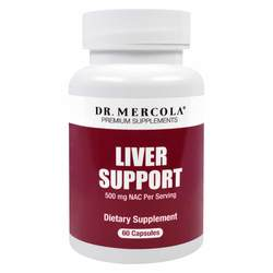 Dr. Mercola Liver Support