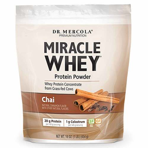 Miracle Whey Chai