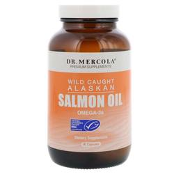 Dr. Mercola Wild Caught Alaskan Salmon Oil