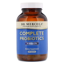Dr. Mercola Complete Probiotics 3 Month Supply