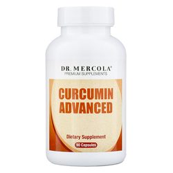 Dr. Mercola Curcumin 3 Month Supply