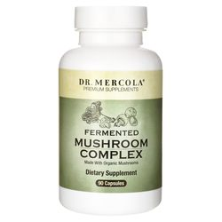 Dr. Mercola Fermented Mushroom Complex