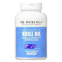 Dr. Mercola Krill Oil 3 Month Supply