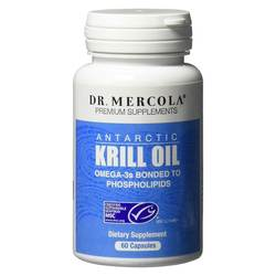 Dr. Mercola Krill Oil (1000mg)