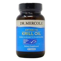 Dr. Mercola Krill Oil (1000mg)